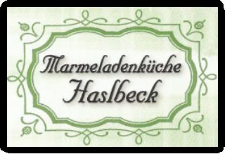 Marmeladenküche Haslbeck